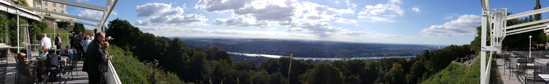 Ein schöner Tag im Siebengebirge